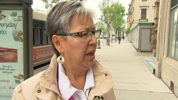 Senator Lillian Dyck says her bill would send a signal to Canada about the value of indigenous women's lives.