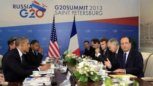 G20 leaders meeting in St. Petersburg, Russia, vowed to put rules in place that would tax multinational companies in the countries where they make their profits in an effort to crack down on tax evasion.