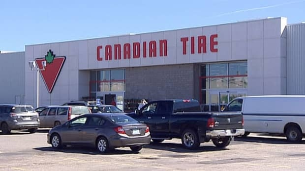 The current Canadian Tire in Charlottetown is at the corner of University Avenue and Buchanan Drive.