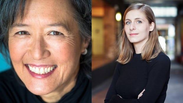 B.C.-based writer Ruth Ozeki (left) and London, Ont.-born Eleanor Catton are among the six finalists for the prestigious Booker Prize for fiction.
