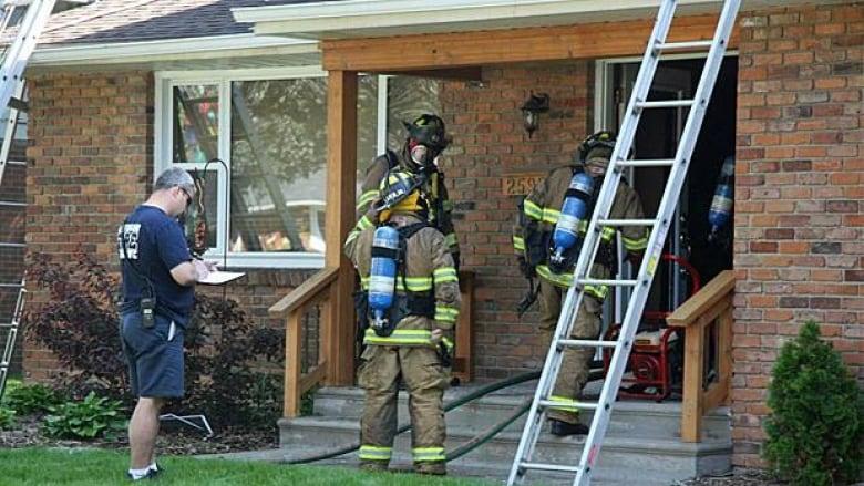 Modern homes burn 8 times faster than 50 years ago