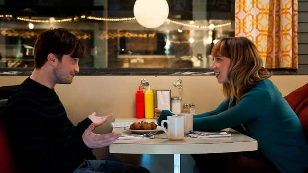 The F Word, an irreverent romantic comedy starring Daniel Radcliffe and Zoe Kazan, opens in theatres nationwide on Friday.