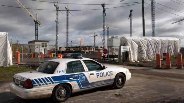 Police say they expect to make more arrests in relation to the series of bomb scares at Montreal hospital construction sites.