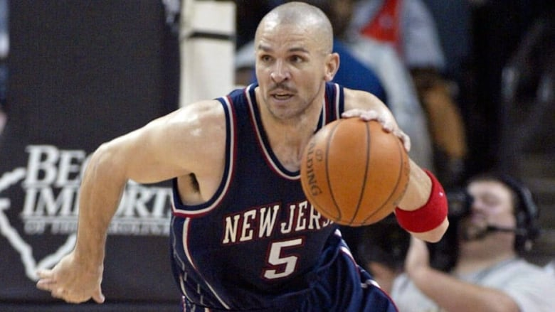 9c4e5ab8 Jason Kidd led the New Jersey Nets to the 2002 and 2003 NBA Finals and is  their career leader in numerous statistical categories.