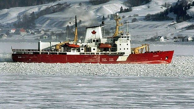 The bodies of three people killed in the crash of a helicopter from the Canadian Coast Guard icebreaker Amundsen have been moved to Resolute, Nunavut.