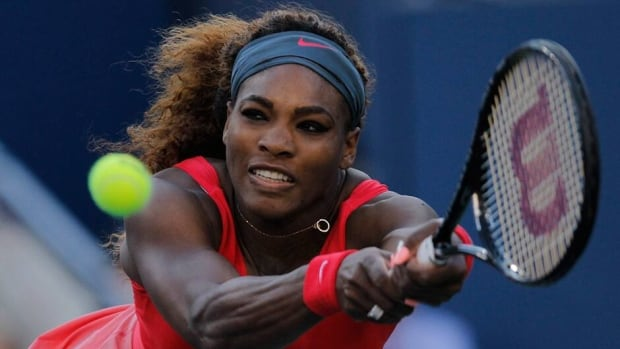 Serena Williams adanced to her 21st Grand Slam final Friday. The American is one win away from capturing her fifth U.S. Open title and 17th major trophy.