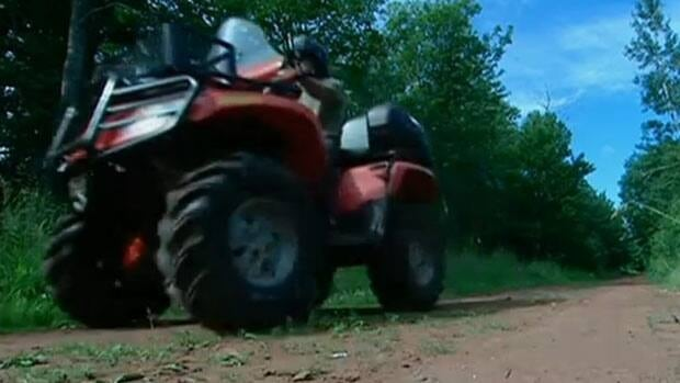 Police received two or three complaints about ATV use each day.