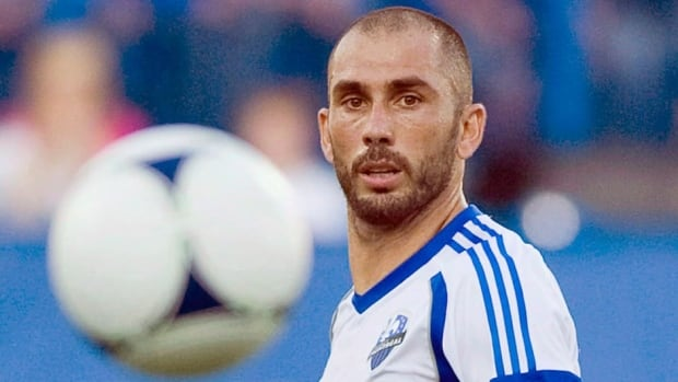 Marco Di Vaio helped the Montreal Impact extend their four-game win streak with Sunday's win over the New England Revolution.