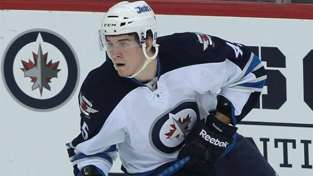 Mark Scheifele says he's been working to make himself stronger and able to compete alongside the Winnipeg Jets.