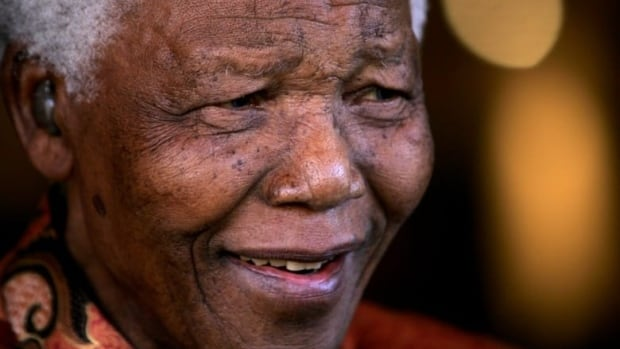 Mandela passed away Thursday at the age of 95. In 2004, when this picture was taken, he retired from public life to spend more time with his family and friends. 'Don't call me; I'll call you,' he joked.
