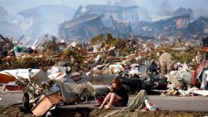 Earthquake, tsunami strike Japan