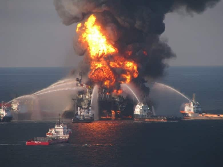 If there is ever a deepwater oil blowout, help could be weeks away