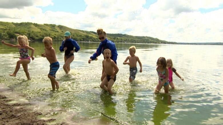 New Sask  water safety program prompted by drowning deaths | CBC News