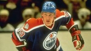 Wayne Gretzky: Stunt double?