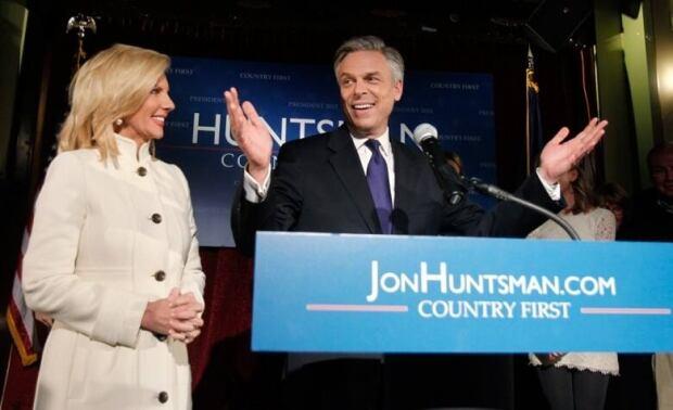 Huntsman keeps campaign going