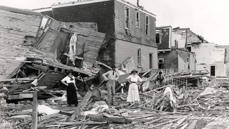 How would Regina handle another tornado like 1912? | CBC News
