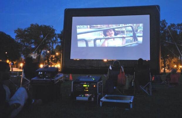 Movies on Memorial
