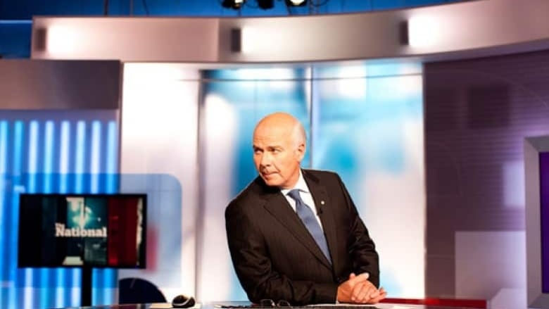 Peter mansbridge to step down from the national next year for The living room channel 10 peter walsh