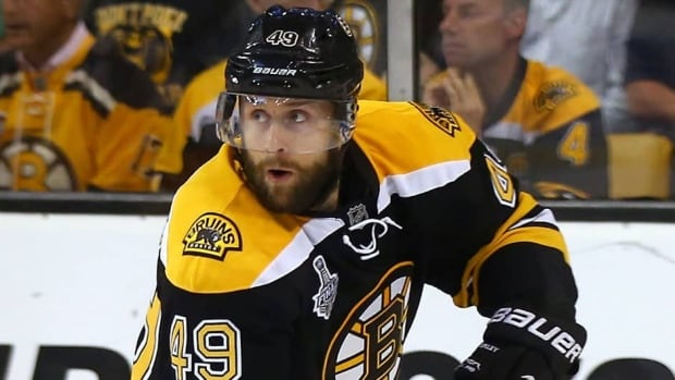 The Dallas Stars acquired Rich Peverley from the Boston Bruins in a seven-player swap earlier this summer.
