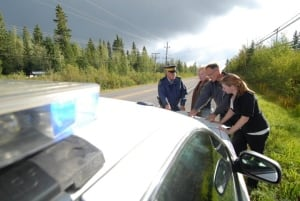 Hitchhiking Study by UNBC & RCMP