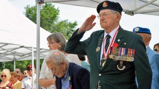 Jack McFarland survived the bloody Dieppe raid on Aug. 19, 1942. Now, his ashes will be scattered back on that beach in France on the 75th anniversary of the event.