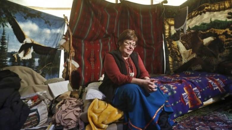 Former Attawapiskat chief Theresa Spence begins hunger strike over state of community