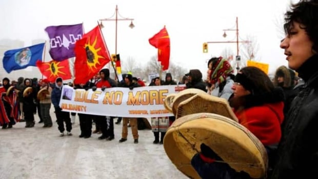 An Idle No More rally will take place in Sudbury on Saturday to mark the first anniversary of the movement (Supplied).
