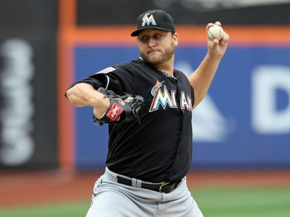 a2748491b MARK BUEHRLE  Starting pitcher  Age  33  2012 stats (with Miami)  13-13