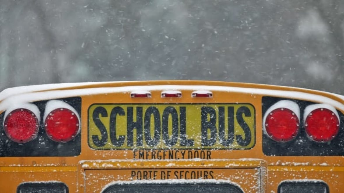 Full list of GTA bus cancellations amid freezing rain warning for southern Ontario