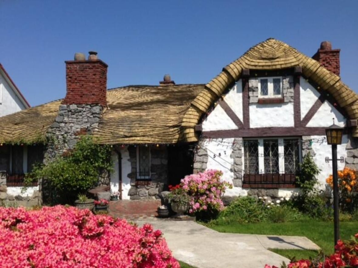Storybook cottage for sale | CBC