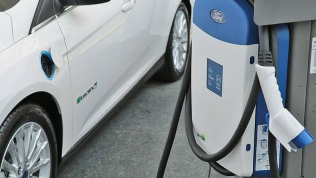 Ford Motor Company of Canada CEO Dianne Craig says only one per cent of the industry sales in B.C. are fully electric.