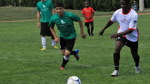 The second annual Community Cup soccer tournament hits Corktown Park on Saturday.