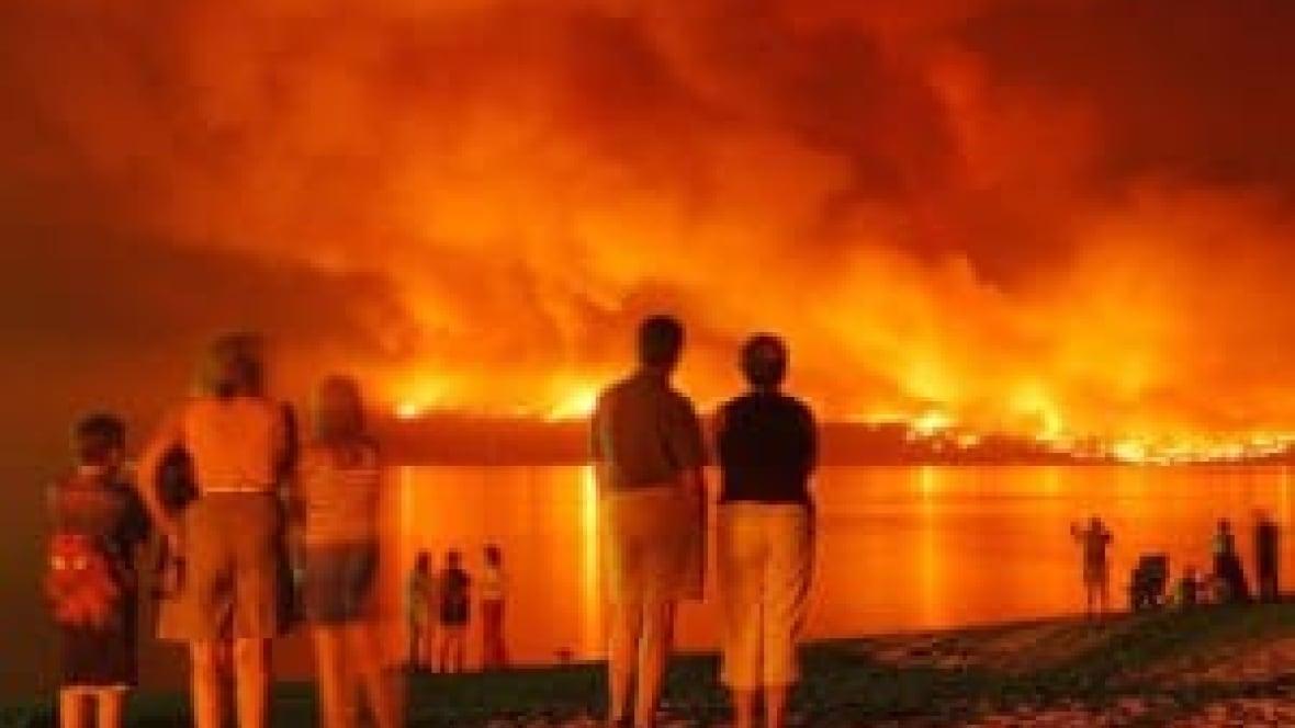 The Okanagan Mountain Park Forest Fire Ten Years Later