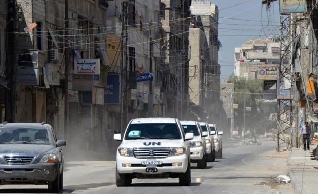Artillery strikes disrupt Syrian ceasefire
