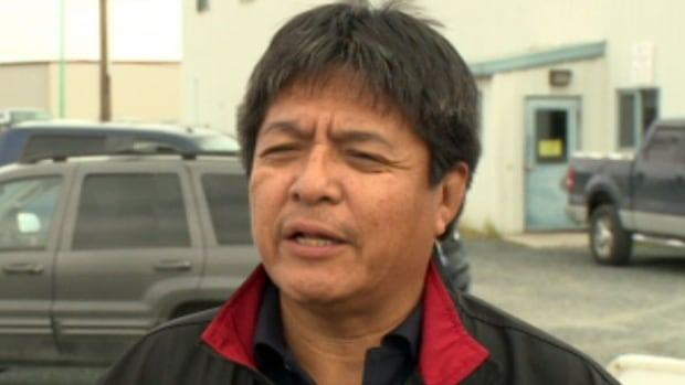 George Mackenzie was elected the first Grand Chief after the Tlicho gained self-governance in 2005 and he ran for the position in the past four elections.