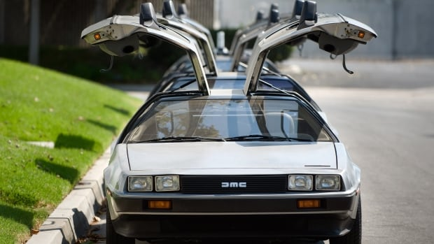 People are spending thousands to have their DeLoreans outfitted to resemble the car from the 1985 movie 'Back to the Future.'