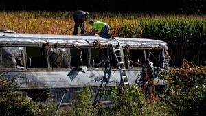 Ohio bus accident