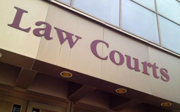 Winnipeg courthouse