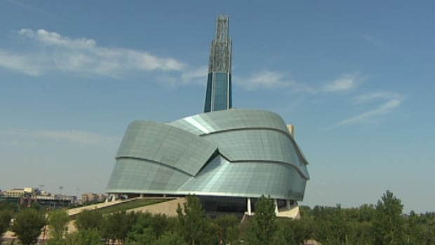 The Canadian Museum for Human Rights opening weekend ceremonies take place Sept. 19 and 20.