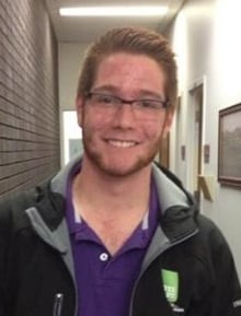 Travis Gordon, UPEI student union vice-president