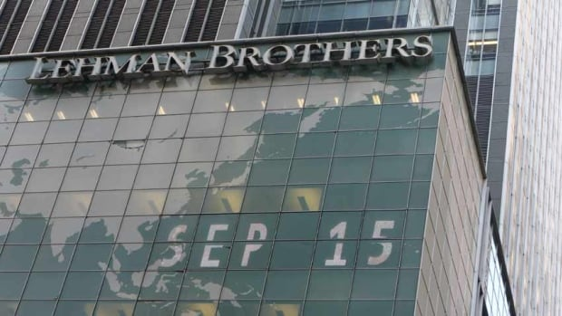 Lehman Brothers investment bank filed for bankruptcy on Sept. 15, 2008, setting off a global financial crisis that had been building for years.