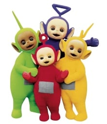 Fashion Teletubbies Ts
