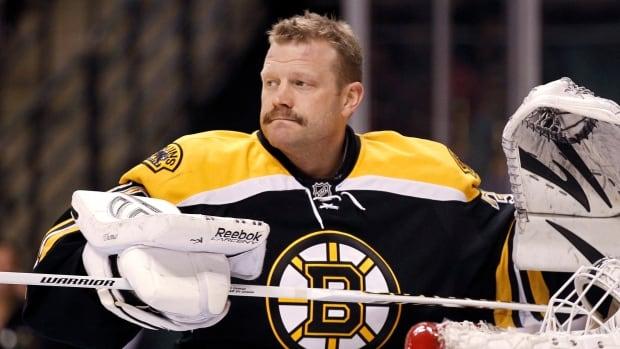 Former Bruins goalie Tim Thomas has twice won the Vezina Trophy as the NHL's top netminder.