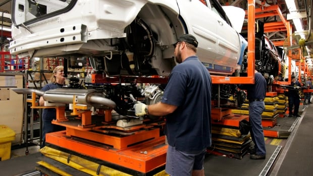 Gm Plans 560m Investment In Cami Plant In Ingersoll