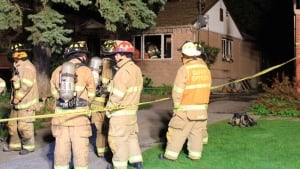 Richmond Hill house fire