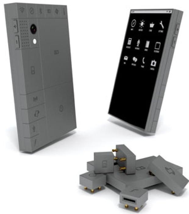 Phonebloks handset