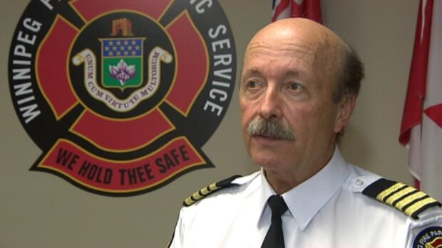 Winnipeg acting fire Chief Bill Clark says he has to find ways to save money, as the fire paramedic service is facing millions of dollars more in overtime this year to backfill positions because of firefighters on sick leave or long-term disability claims.