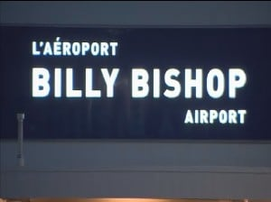 Billy Bishop Airport Porter Airlines