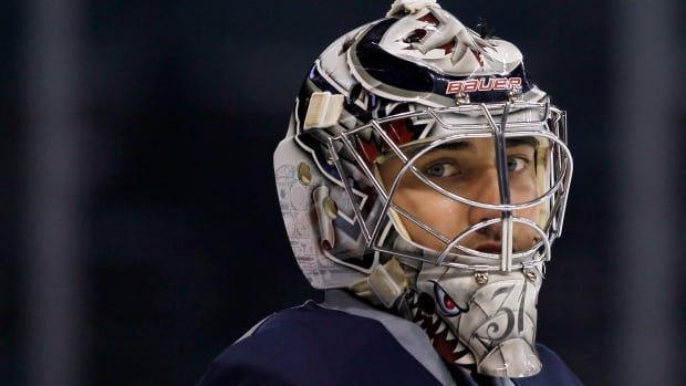 Winnipeg Jets' goaltender Ondrej Pavelec notched a win in his first preseason start during Tuesday's game against the visiting Edmonton Oilers.