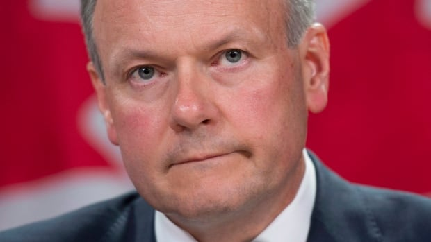 Bank of Canada governor Stephen Poloz told the Globe and Mail's Report on Business magazine that he is going to focus on inflation, not the Canadian dollar during his tenure.